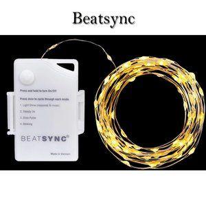 50 Beatsync LED Sound Responsive Lights NIB